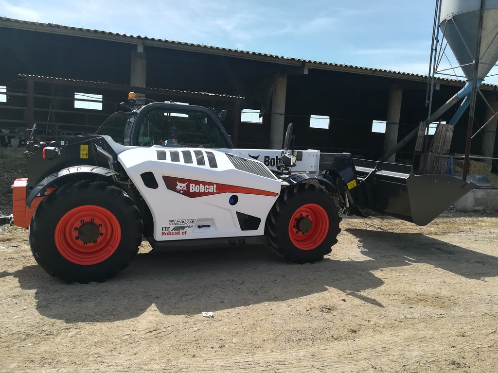 tl30.70 agri Bobcat OF